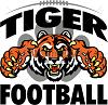 Tiger Football Logo