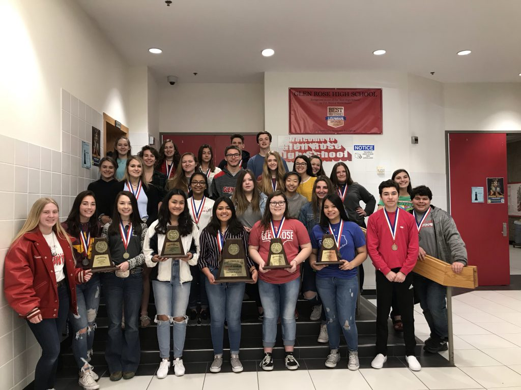 UIL District 2019