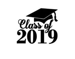 class of 2019 with cap