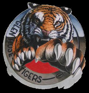 Picture of Glen Rose Tiger Logo