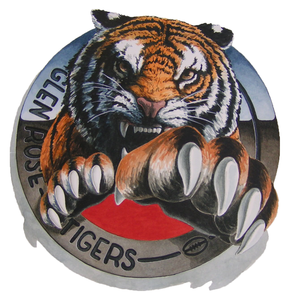 Picture of Glen Rose Tiger Logo