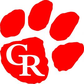 Tiger Paw with GR on paw