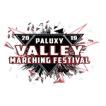 2019 Paluxy Valley Marching Festival Logo