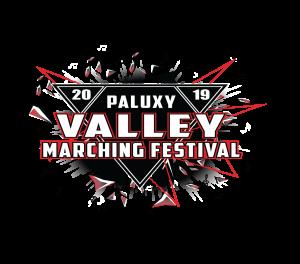 2019 Paluxy Valley Marching Festival Logo