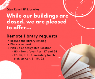 Libraries offer online requests