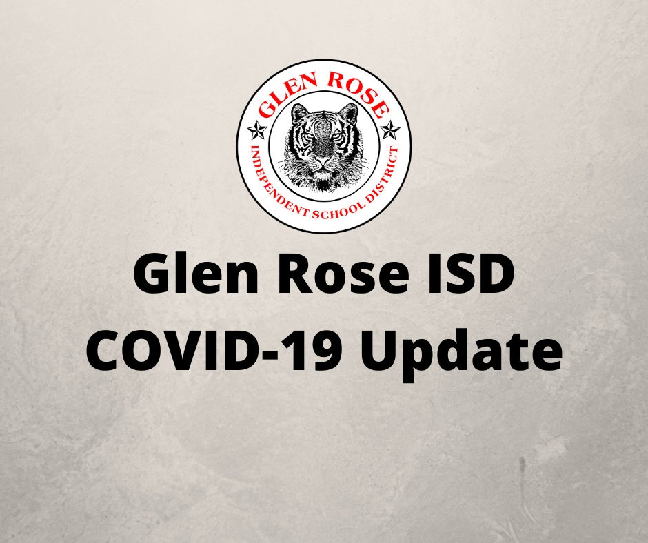 GRISD COVID-19 Update graphic