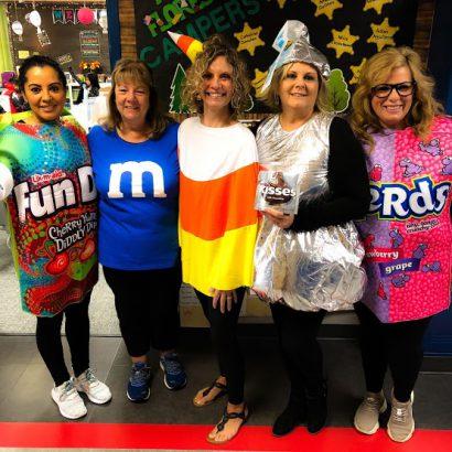 gris 3rd grade teachers Halloween