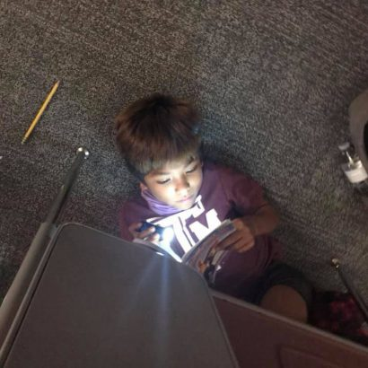 GRIS light reading